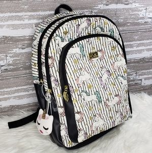 Betsey Johnson Unicorn Back Pack Mystery Bundle